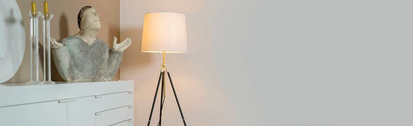 Design vloerlampen