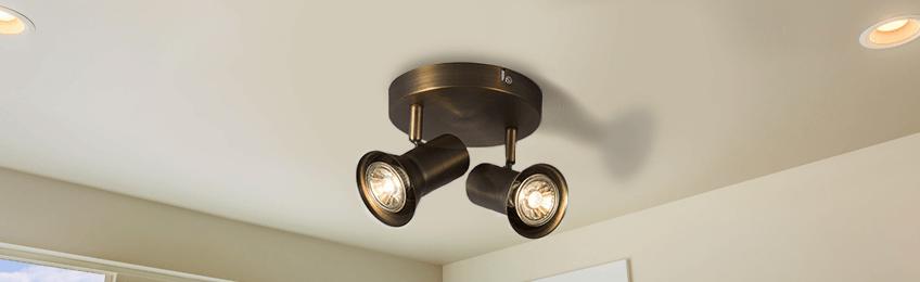 Dimbare plafondlampen