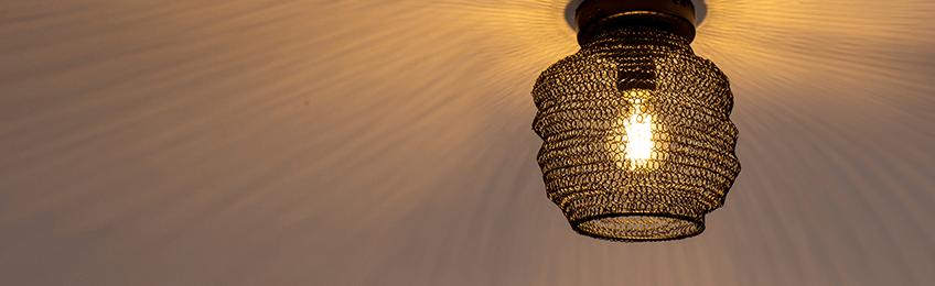 Oosterse plafondlampen