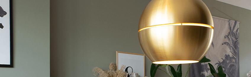 Hanglamp voor je woonkamer