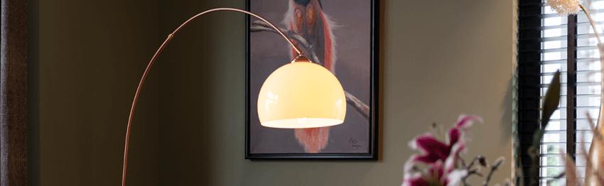Bolle lampenkappen