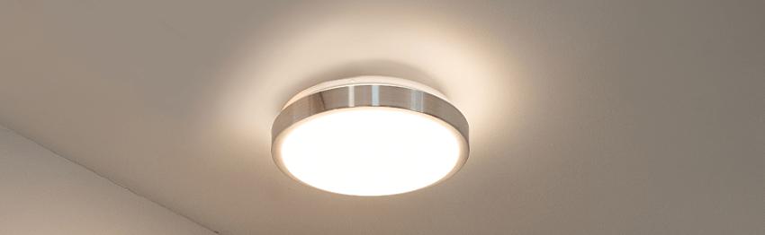 Aluminium plafondlampen