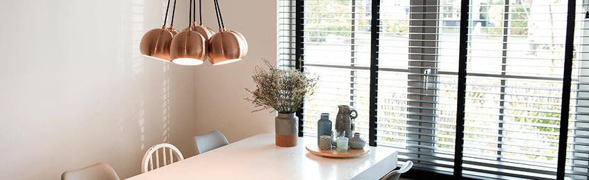 Hanglampen voor boven je eettafel