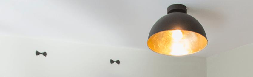 Plafondlampen kinderkamer