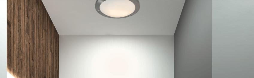 Badkamer plafondlampen
