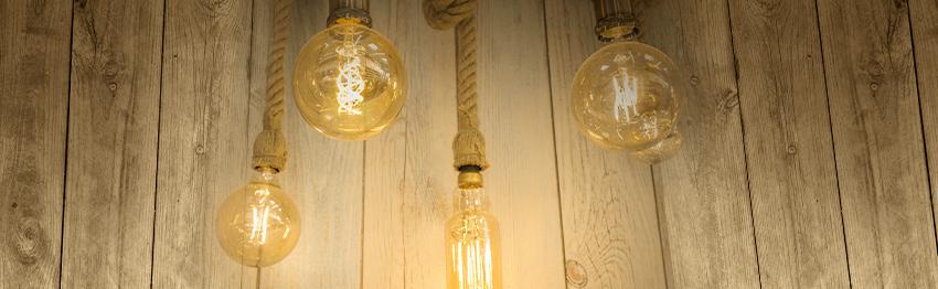 Touwlampen