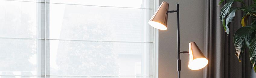 LED vloerlamp - staande lamp kopen? - Lampenlicht.nl
