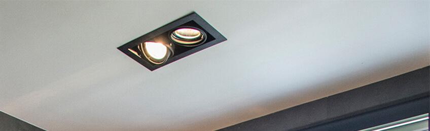 Plafondspots LED