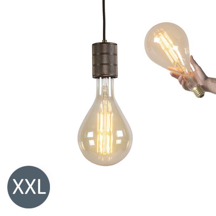 Hanglamp-Splash-met-dimbare-LED-lamp