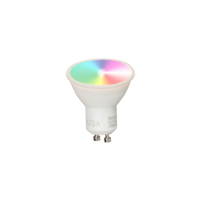 LED-lamp-GU10-3.5W-RGBW