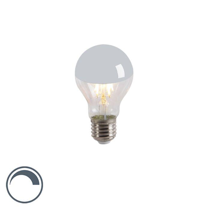 LED-filamentlamp-kopspiegel-E27-240V-4W-300lm-A60-dimbaar