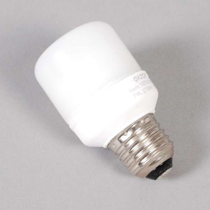 Spaarlamp-kogel-E27-7W-=-35W-licht