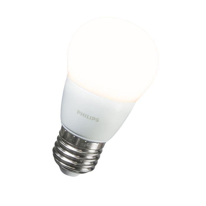 Philips-LED-kogellamp-E27-2.7W=25W-2700K
