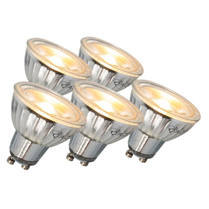 GU10-LED-lamp-7W-500LM-3000K-dimbaar-set-van-5