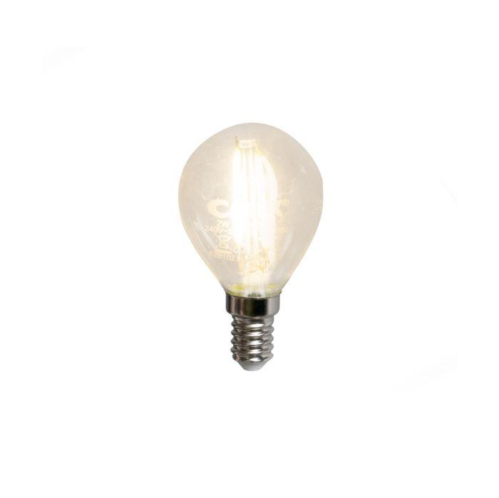 LED-filament-kogellamp-P45-E14-2W-200-lumen
