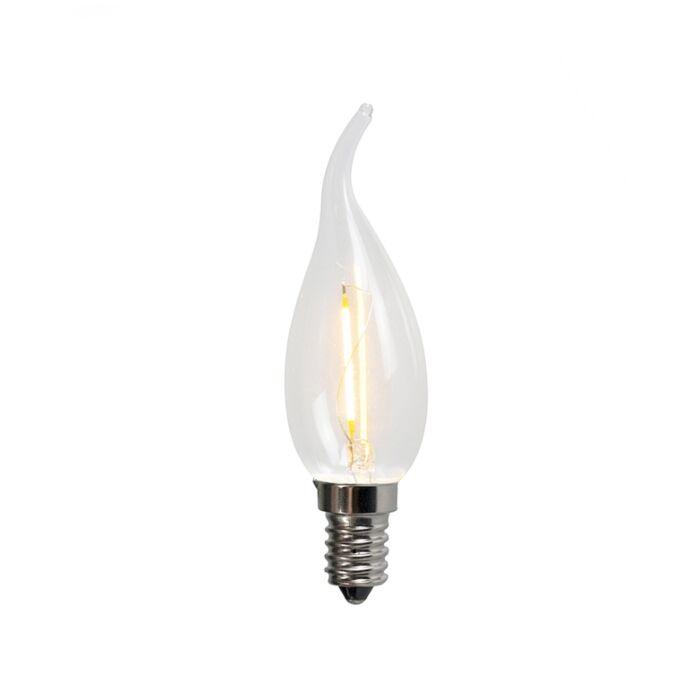 E14-LED-filament-kaarslamp-BXS35-1W-100LM-2200K
