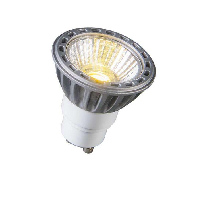 GU10-LED-lamp-4.2W-warm-wit-230-lumen-DIMBAAR