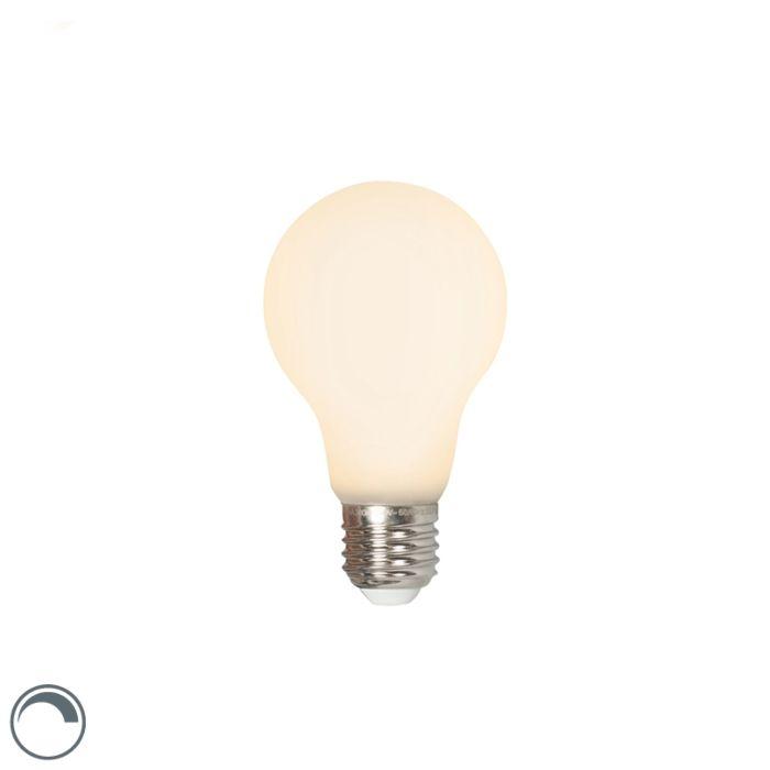 LED-E27-240V-4W-380lm-dimbaar