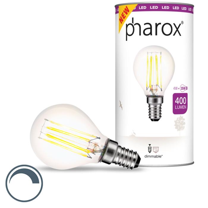 Pharox-LED-kogellamp-helder-E14-4W-400-lumen