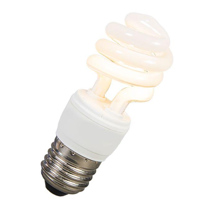 Spaarlamp-Spiraal-E27-8W