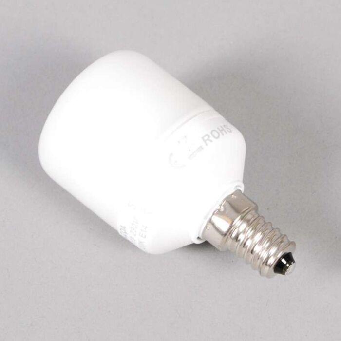Spaarlamp-kogel-E14-7W-=-35W-licht