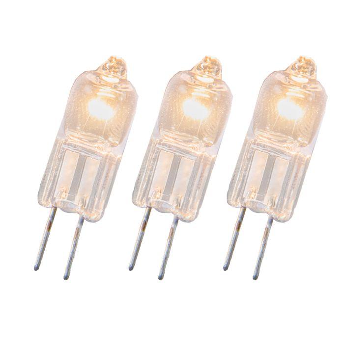 Halogeenlamp-G4-10W-12V-set-van-3