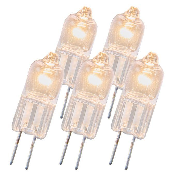 Halogeenlamp-G4-10W-12V-set-van-5