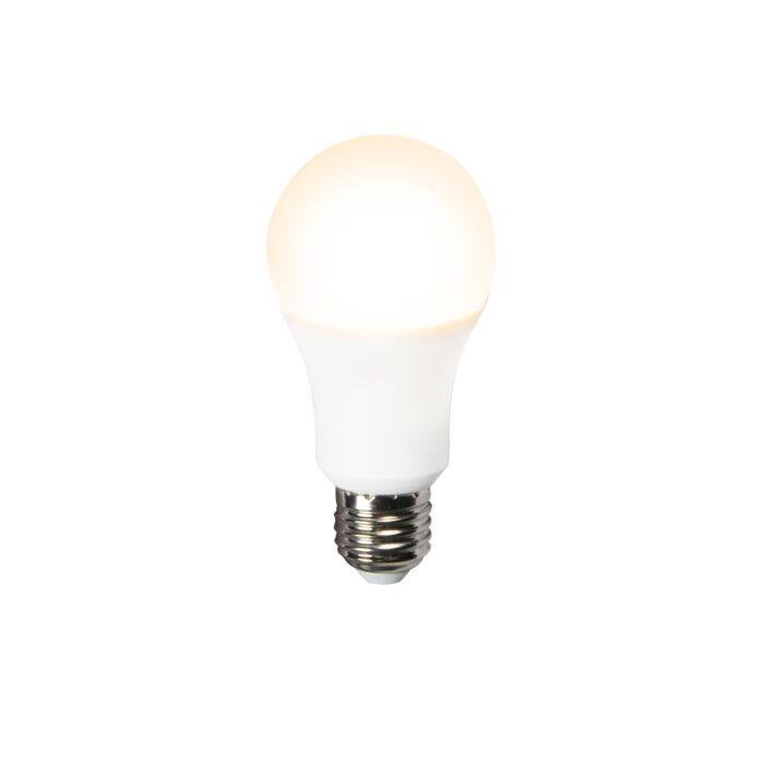 LED-lamp-A60-12W-E27-3000K-4-staps-dimbaar