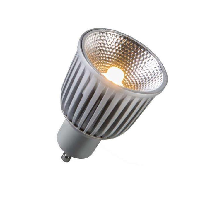 GU10-LED-lamp-6W-320LM-36°-reflector-3000K