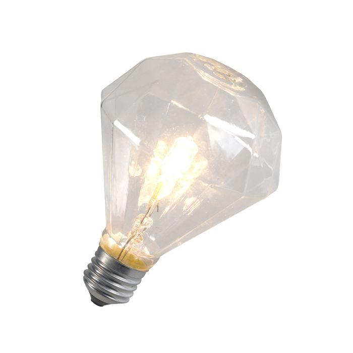 Halogeenlamp-Diamant-E27-230V-42W