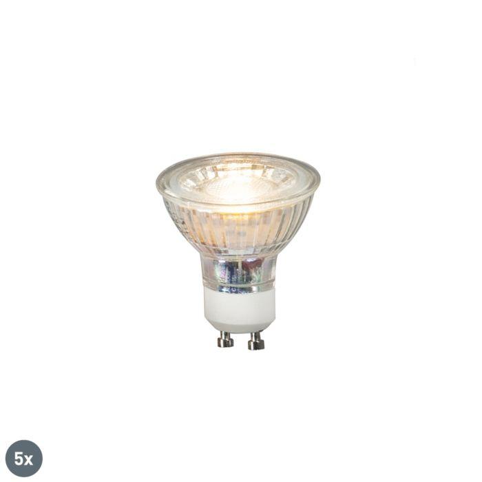 GU10-LED-lamp-COB-3W-230LM-3000K-set-van-5