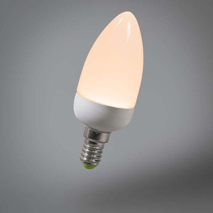LED-kaars-E14-1.7W-110-lumen-ca.-15W
