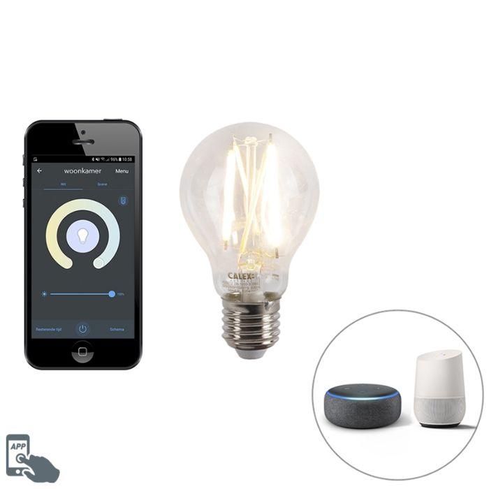 Smart-E27-dimbare-LED-lamp-met-app-7W-806-lm-1800-3000K