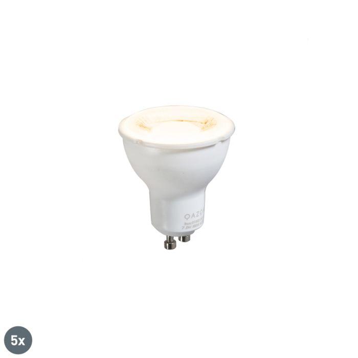 Set-van-5-GU10-lamp-7.5W-3000K