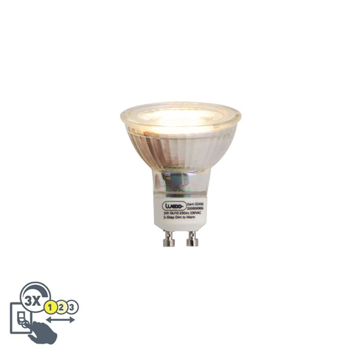 GU10-3-staps-dimbaar-in-Kelvin-LED-lamp-3W