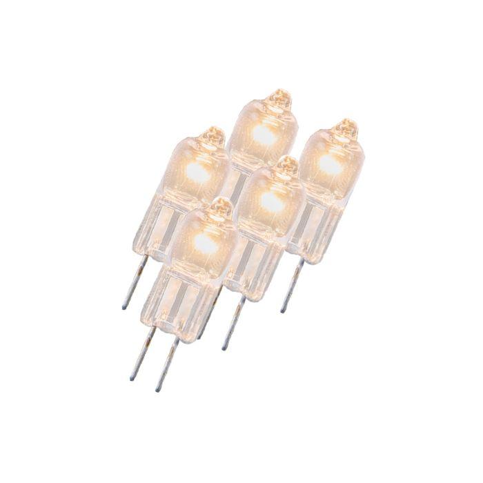 Set-van-5-halogeenlamp-G4-5W-12V-helder