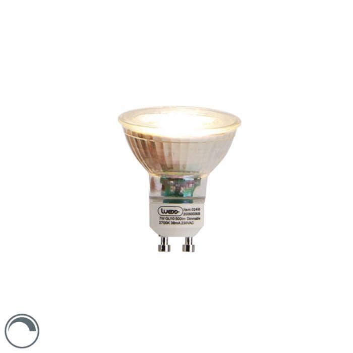 GU10-dimbare-LED-lamp-7W-2700K