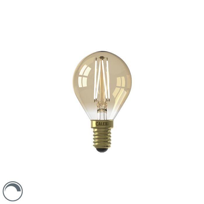E14-dimbare-LED-lamp-P45-goldline-3,5W-200-lm-2100K