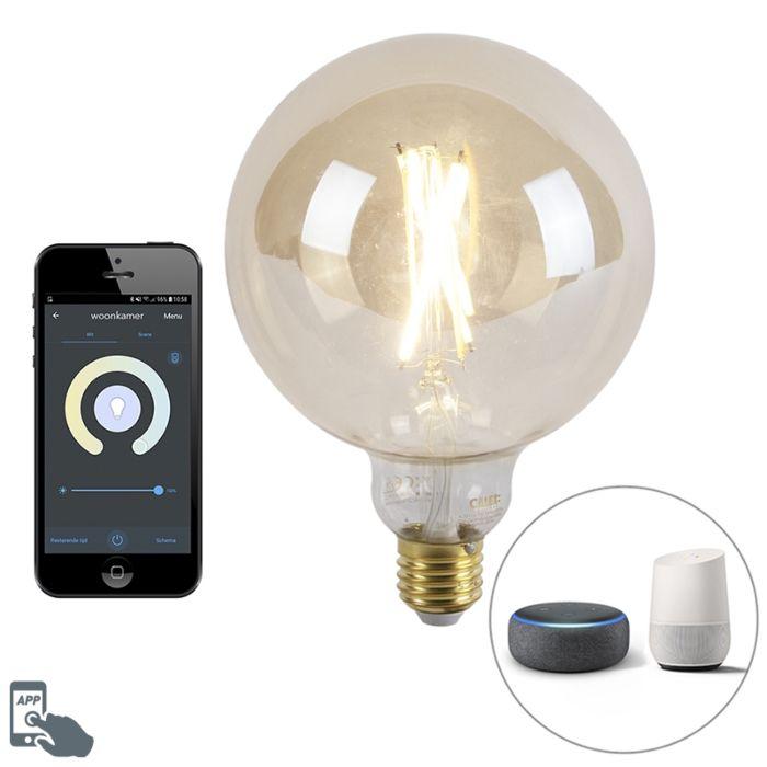 Smart-E27-dimbare-LED-lamp-met-app-806-lm-1800-3000K