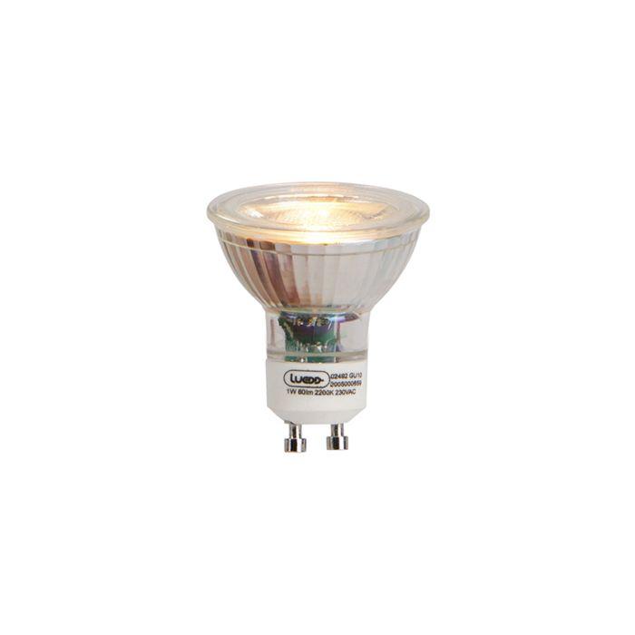 GU10-LED-lamp-1W-80-lm-2200K-Flame