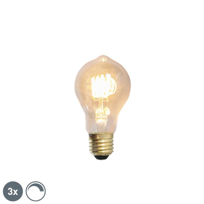 Set-van-3-E27-dimbare-LED-filamentlampen-4W-200lm-2100-K