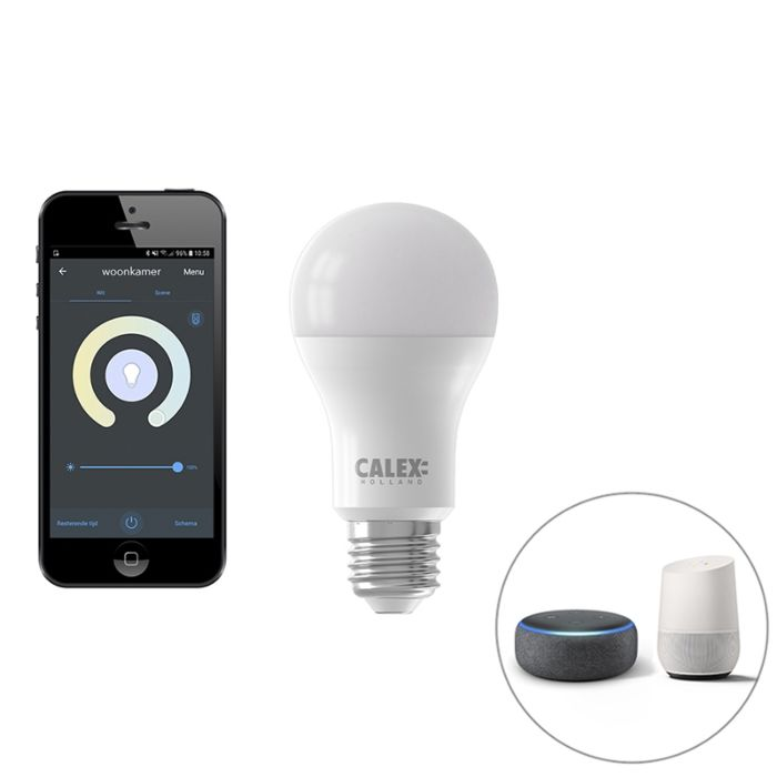 Smart-E27-dimbare-LED-lamp-met-app-806-lm-2200-4000K