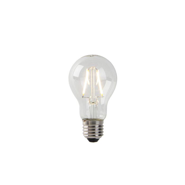 LED-lamp-A60-E27-2W-2700K-helder-filament