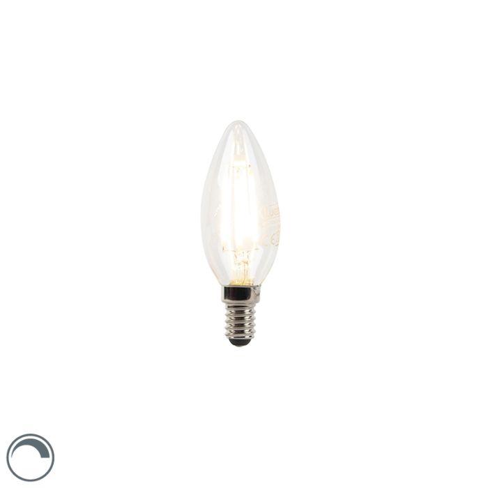 E14-dimbare-LED-filament-kaarslamp-B35-3W-240-lm-2700K