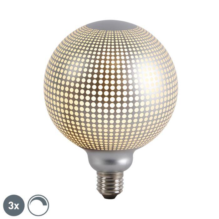 Set-van-3-E27-dimbare-LED-globe-lampen-DECO-4W-240-lm-2700K