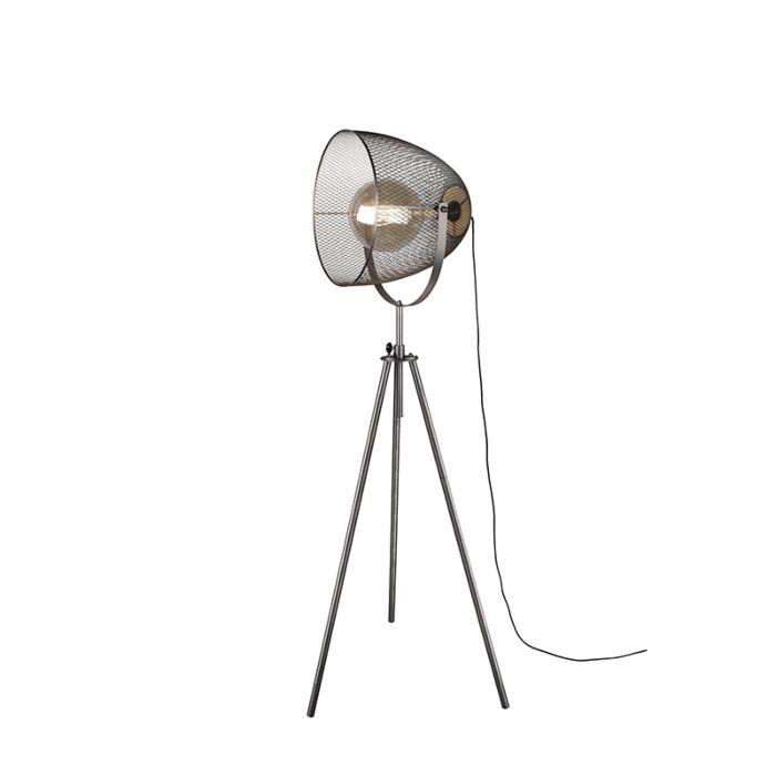 Industriële-vloerlamp-tripod-staal---Ravi