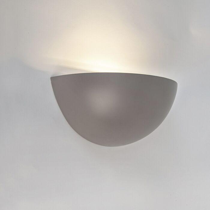 Moderne-wandlamp-grijs---Gypsy-Suki