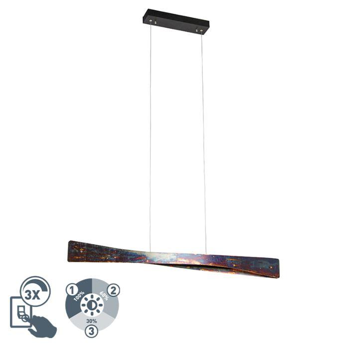 Hanglamp-multicolor-incl.-LED-4-staps-dimbaar---Sjaak