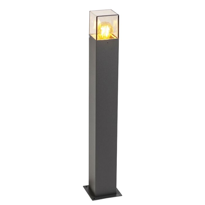Smart-staande-buitenlamp-antraciet-70-cm-incl.-wifi-A60---Denmark