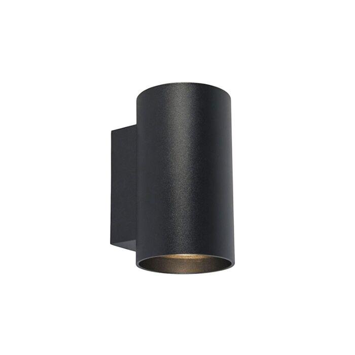 Smart-design-wandlamp-zwart-incl.-WiFi-GU10---Sandy